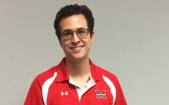 Marcus Faces: Assistant Principal Aaron Harrell