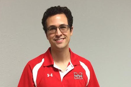 Marcus Faces: Assistant Principal Aaron Harrell