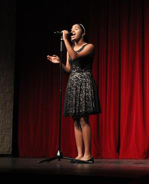 Freshmen singers audition, perform at Marcus Idol