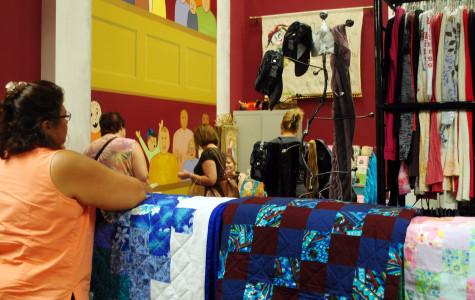 Craft fair draws unique, local vendors