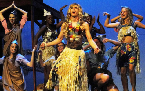 Inside South Pacific