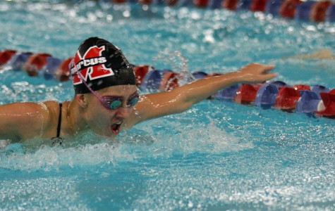 Swim team starts out strong
