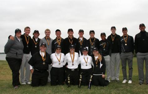 Golf team prepares for upcoming season