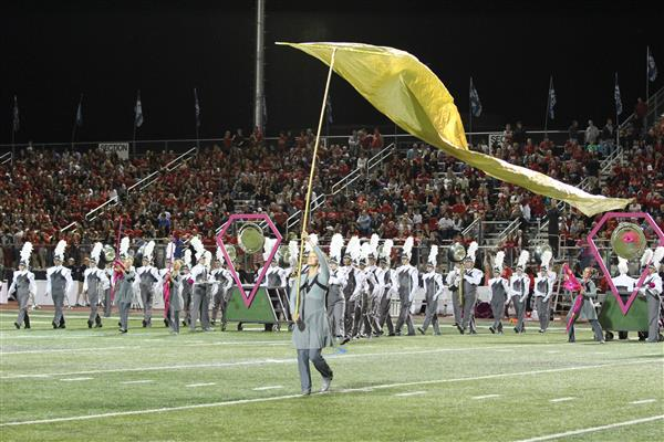 Storify: Band wins fifth consecutive state title