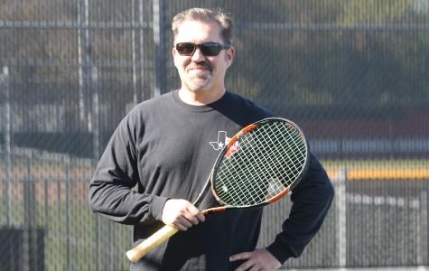 Coach dedicates life to tennis, wins awards