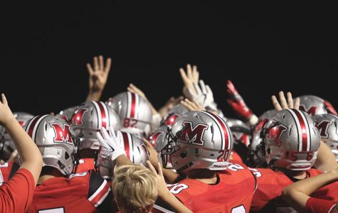 Marcus vs. Mansfield Football Game
