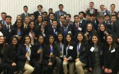 DECA wins big at district