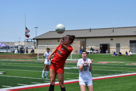 Girls varsity soccer pounces on the Tigers