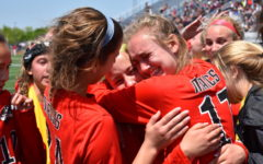 Girls varsity soccer finds a silver lining