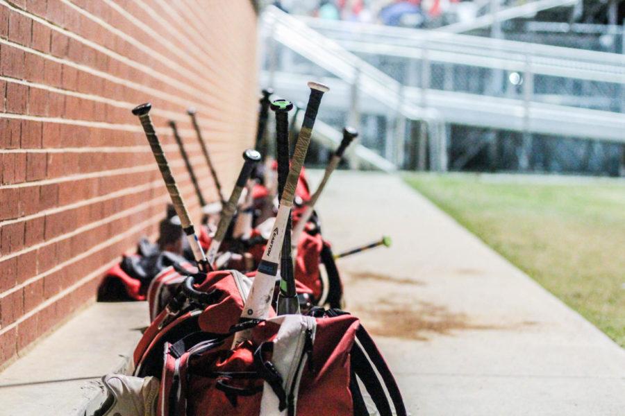 Varsity softball evens season series with Flower Mound