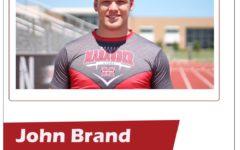 Adopt An Athlete: John Brand