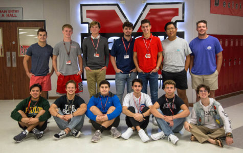 Mr. Marcus contestants