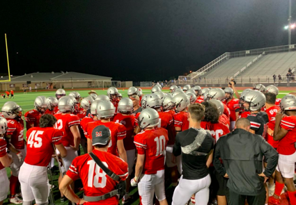 The football team came out on top at their last scrimmage and are hoping to continue their success as they head into their first game of the regular season.