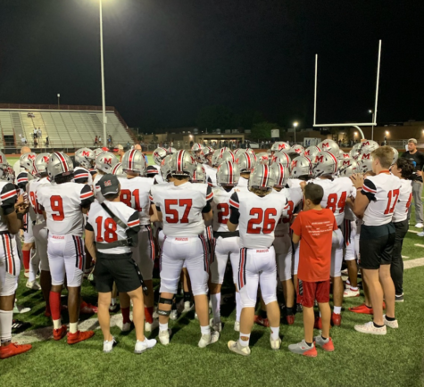 Marauders lose 24-23 to Coppell in final minute of the game