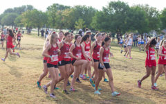 Cross country hosts Marcus Invitational