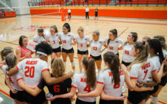Volleyball rebuilds after large graduating class