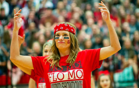 Photos: Mound Showdown pep rally
