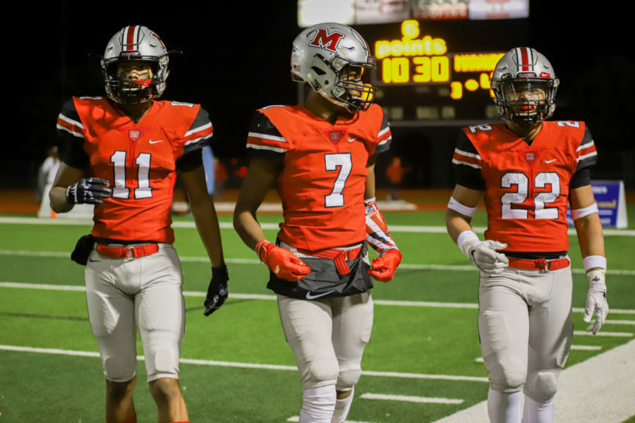 This is the third time in the program's history that the football team became district champions. They achieved it in 1995 and 1997.