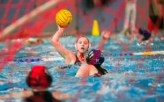 Water polo makes waves