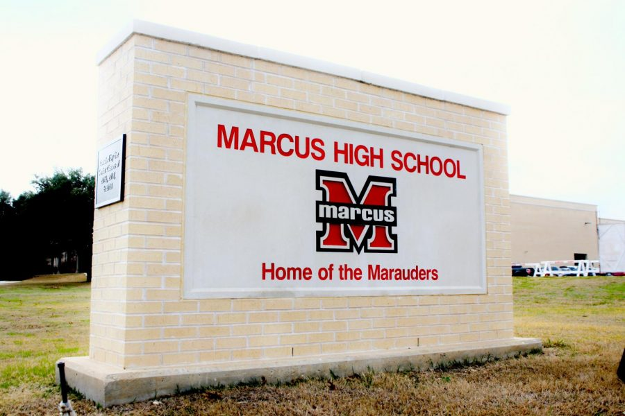 Enrollment+at+Marcus+is+predicted+to+drop+to+less+than+3%2C000+students+by+2022+and+then+2%2C650+students+by+2027.+LISD+Superintendent+Dr.+Kevin+Rogers+said+the+enrollment+is+dropping+because+families+are+staying+in+the+area.+