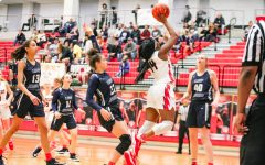 Photos: girls' basketball game 2/4