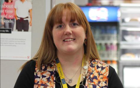 Melissa Barnett, floral design teacher