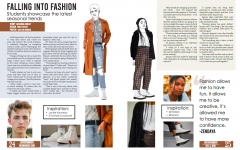 Design: Falling into fashion