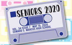 Each playlist represents a milestone in the high school careers of the class of 2020.