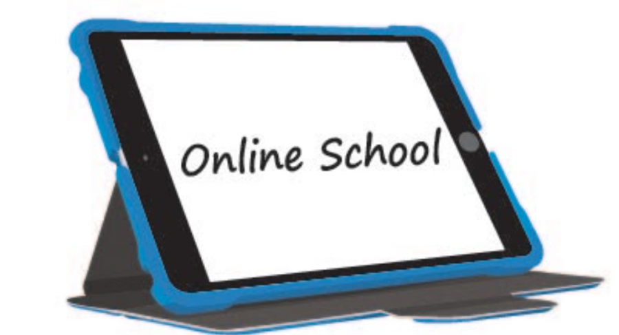 Some virtual students chose to take all of their classes online, while others are taking part in the Virtual Plus program with some in-person classes and some online classes.