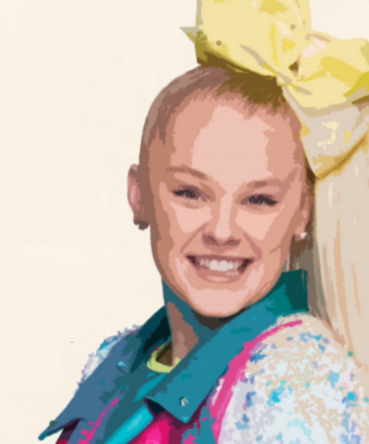 Singer JoJo Siwa recently came out as a member of the LGBTQ+ community and is dating another girl. She uses her platform to encourage her audience, which is mostly kids, to be themselves.