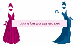 How to host your own mini prom