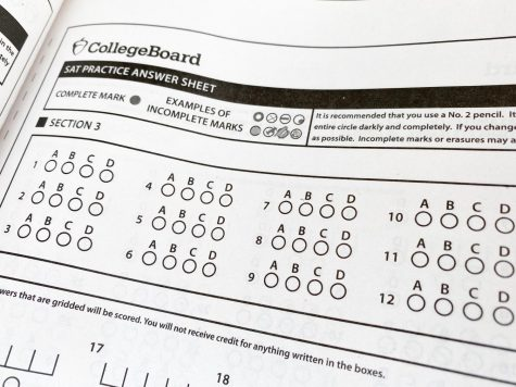 Changes made to SAT, AP tests