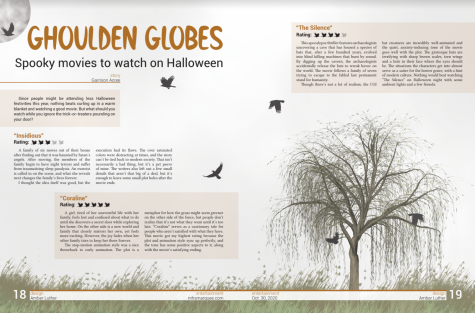 Design: Ghoulden globes