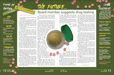 Design: Drug testing