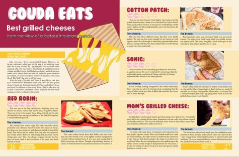 Design: Gouda eats